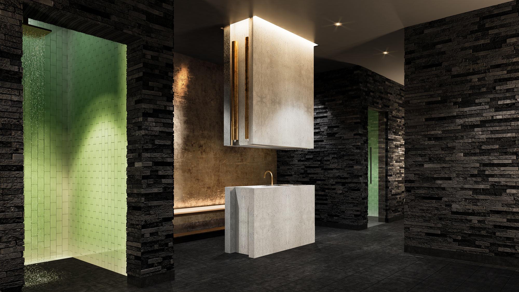 Residences at the Hard Rock Hotel Davos Apartment hard_rock_spa_3