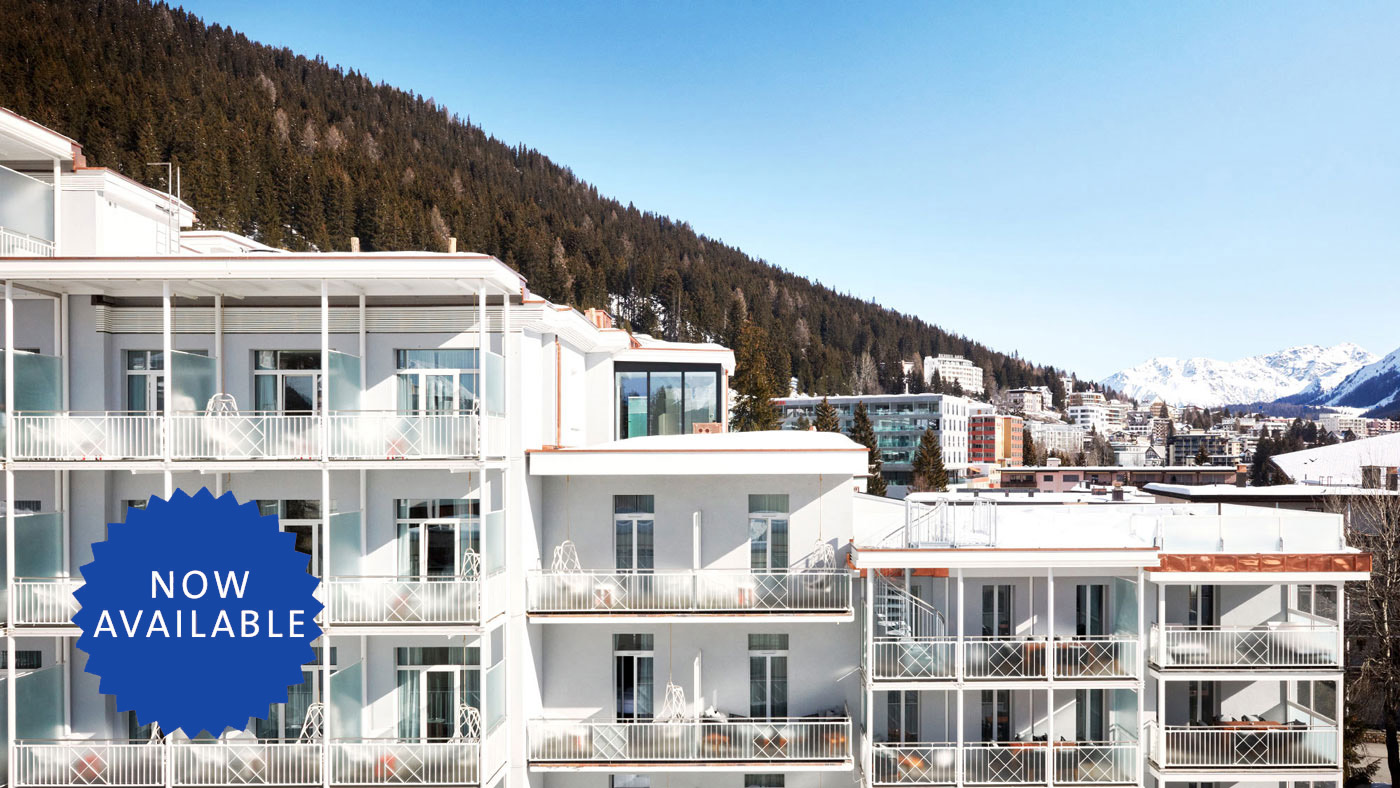 Residences at the Hard Rock Hotel Davos Apartment str_1_en_hr_NowAvailable