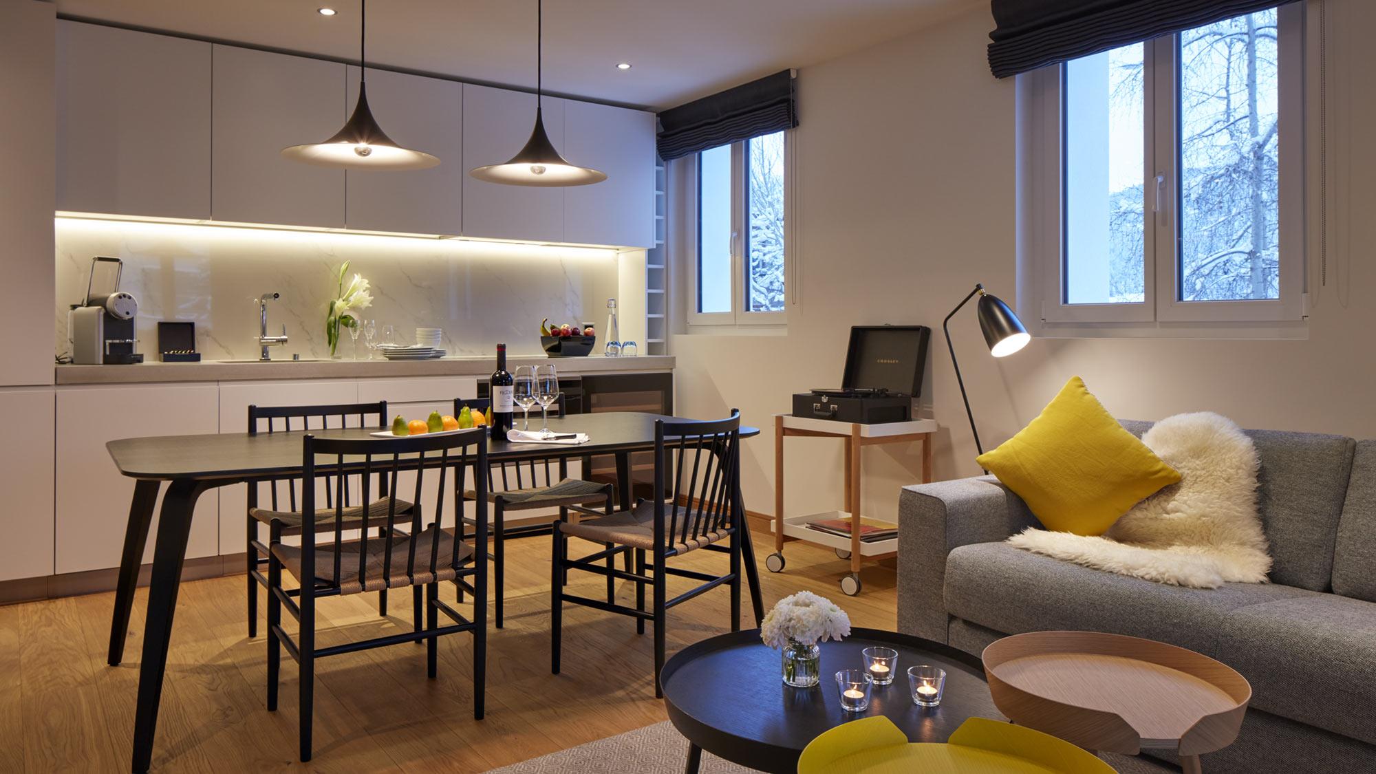 Residences at the Hard Rock Hotel Davos Apartment hard_rock_14