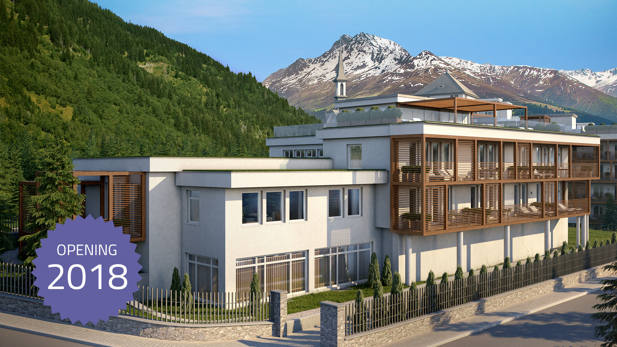Residences at the Hard Rock Hotel Davos Apartment str_3_en_hr