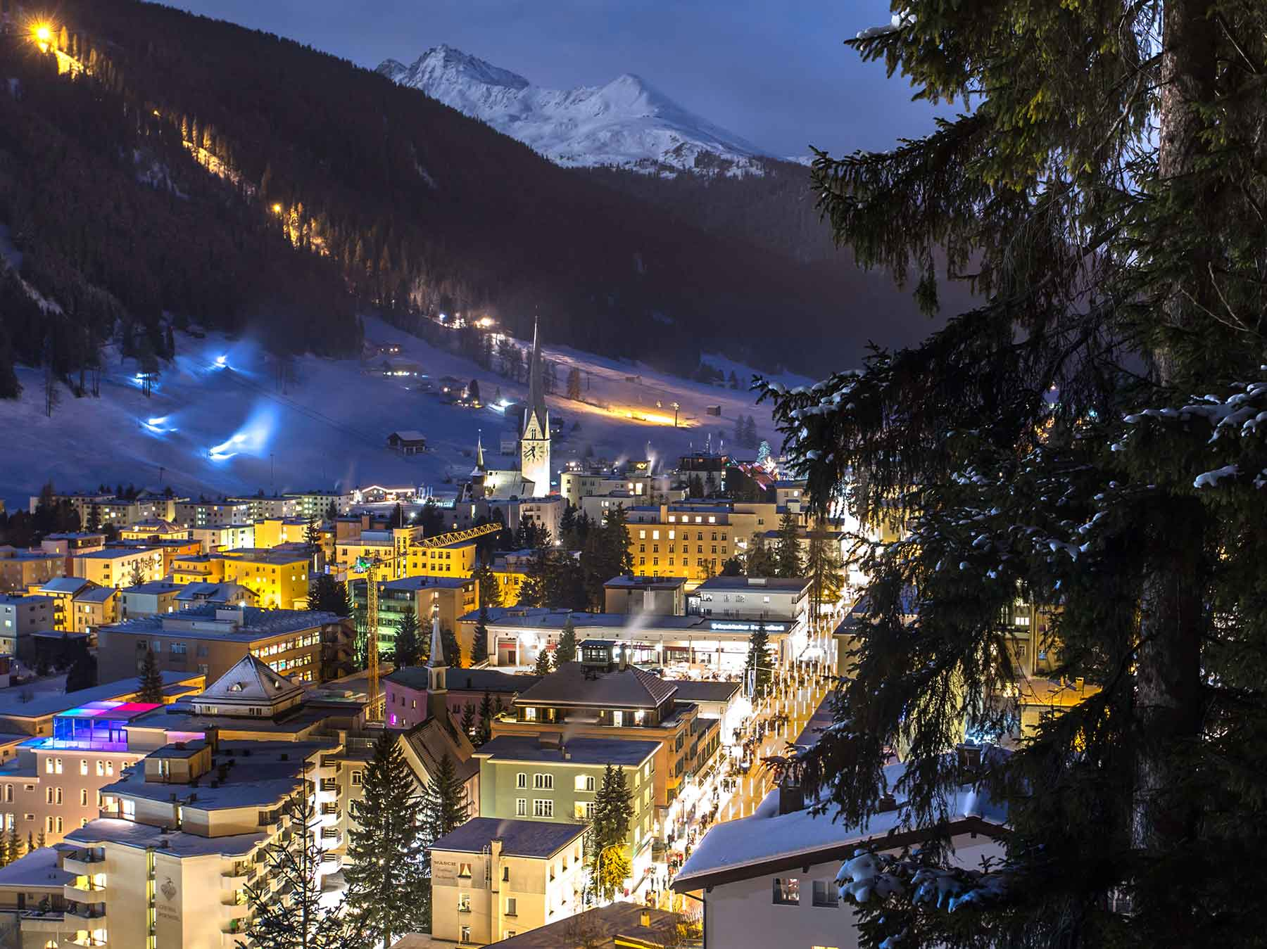 Residences at the Hard Rock Hotel Davos Apartment 15-iStock-892445534